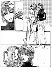 Gensomaden Saiyuki - Voyeur ( Hakkai X Gojyo X Sanzo)[ENG]