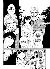 Kousasuru Osu to Mesu -Ochiteiku Haruka- | Crossing Man and Woman