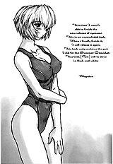 Rei Ayanami Rei