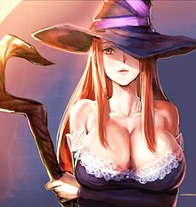 Sorceress Dragons Crown