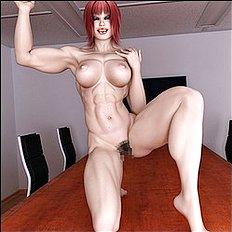 Hottest 3d, big tits hentai set