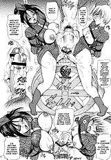 Hana Vol. 19 (bayonetta) [kawaraya honpo][ENG]
