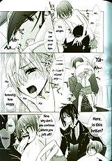 Trick Or Treat (Kuroshitsuji)[ENG]